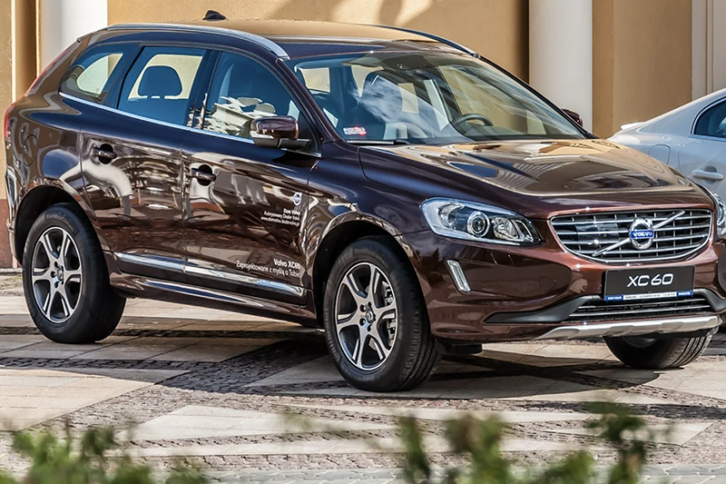 Pārdod un pērk Volvo